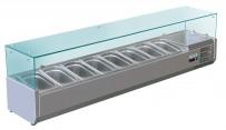 Aufsatzkühlvitrine VRX VRX 1800/380