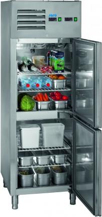 Kühl- / Tiefkühlkombination mit Umluftventilator Modell GN 60 DTV
