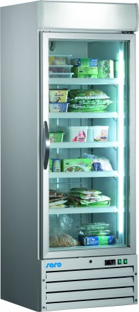 Tiefkühlschrank mit Umluftventilator Modell D 420