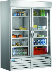 Kühlschrank mit Umluftventilator Modell G 920