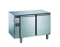 Kühltisch, 2 Abteile