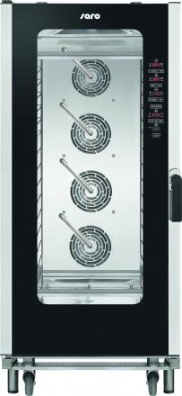 Kombidämpfer Modell PF 1020