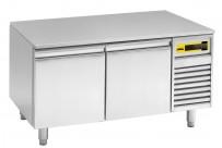 Unterbautiefkühltisch