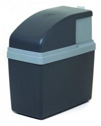 Wasserenthärtungsanlage, für gewerbliches Geschirrspülen (Weißgeschirr), zentrale Hauswasserversorgung