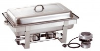 STL Chafing Dish GN 1/1 m. Heizung