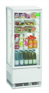 Mini-Kühlvitrine 98L