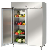 Kühlschrank 2/1GN, 1400L, CNS