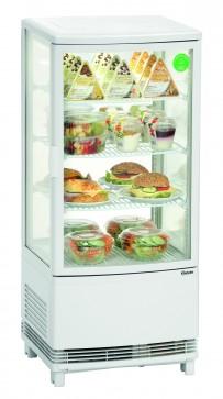 Mini-Kühlvitrine 86L