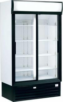 Glasschiebetüren-Kühlschrank SLDG 800 - Esta