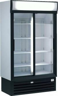 Glasschiebetüren-Kühlschrank SLDG 725 - Esta