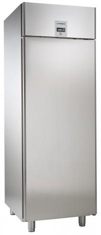 Umluft-Gewerbetiefkühlschrank, für GN 2/1, steckerfertig