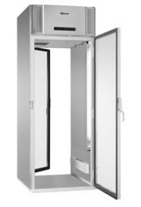Durchfahr-Kühlschrank - Mit Glastüren von Gram