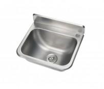 Handwaschbecken, 37,5 x 30 x 18,5 cm, Chromnickelstahl