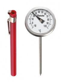Thermometer analog, -10 - +100°C