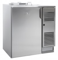 Abfallkühler, steckerfertig, fertig montiert für 1 x 240 l Mülltonne