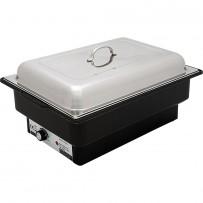 Elektro-Chafing Dish, Wanne aus Kunststoff, inklusive einem GN 1/1 Behälter (65 mm)