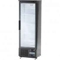 Bar Display Kühlschrank, 307 Liter, eine Flügeltür, 600 x 520 x 1872 mm (BxTxH)