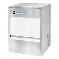 Eiswürfelbereiter luftgekühlt, mit Umwälzsystem, 20kg/24h, Abmessung 380 x 477 x 590 mm (BxTxH)