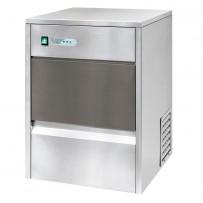 Eiswürfelbereiter luftgekühlt, mit Umwälzsystem, 26kg/24h, Abmessung 420 x 528 x 655 mm (BxTxH)
