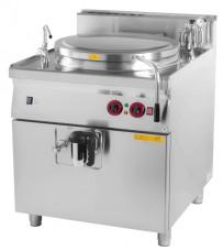 Kochkessel Gas, 800x900x900 mm, 100 Liter, indirekte Hitze,
