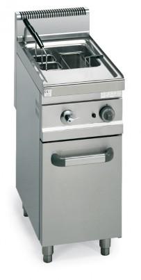 Gas-Nudelkocher, 400x700x900 mm,