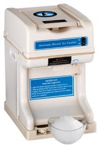 Eisflockenbereiter, 290x360x450mm, Kunststoffgehäuse,