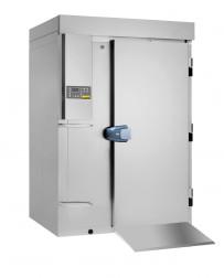 Schnellkühler / Schockfroster, Version Topline - Einfahrmodell für Hordenwagennutzung mit bis zu 20 x GN 2/1oder EN 600 x 800 - 65 mm Grundausstattung ohne Maschinensatz