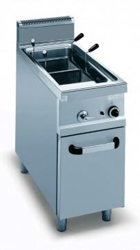 Nudelkocher, Gas 400x900x900 mm, 1 Becken aus