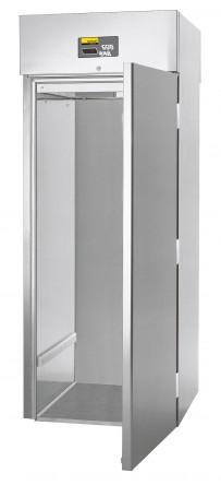 Einfahrkühlschrank, steckerfertig, für Hordenwagen GN 2/1*, GN 1/1 oder EN 600 x 400 mm