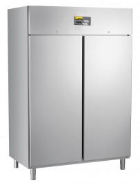 Umluft-Gewerbekühlschrank, steckerfertig, mit Tragrosten 500 x 530 mm