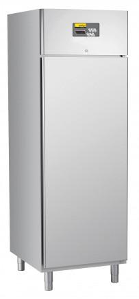 Umluft-Gewerbekühlschrank, steckerfertig, mit Tragrosten B x T in mm: 500 x 530