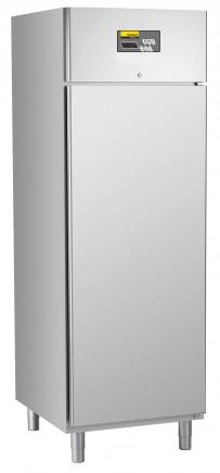 Umluft-Gewerbetiefkühlschrank, steckerfertig, mit Tragrosten 500 x 530 mm