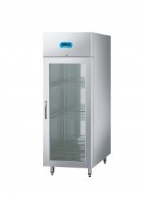 Nova - Tiefkühlschrank 700 L Glastür Gn 2/1