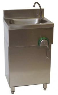 Handwaschbecken mit Unterschrank, 500x400x850mm
