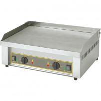 ROLLER GRILL Elektro-Griddleplatte, zwei Heizzonen, Abmessung 620 x 450 x 190 mm (BxTxH)