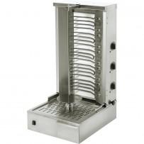 ROLLER GRILL Elektro-Gyrosgrill, Kapazität 25 kg, Abmessung 580 x 660 x 870 mm (BxTxH)
