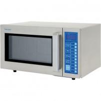 Mikrowelle, 1000 Watt, Abmessung 520 x 442 x 312 mm (BxTxH)
