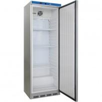 Tiefkühlschrank INOX, 400 Liter, Abmessung 600 x 600 x 1850 mm (BxTxH)