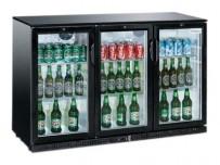 Flaschenkühler, BLACK, 330 Liter, 1350 x 520 x 900 mm,
