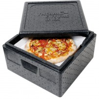 Thermobox ECO für Pizza, 350x350x265 mm
