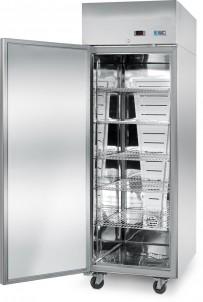Eiscreme-Lagerschrank, statische Kühlung, für bis zu 66 Eisschalen à 5 l