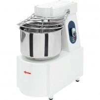 GGF Spiral-Teigknetmaschine, Rührschüssel-Kapazität 18 kg, 0,75 kW