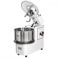 Spiral-Teigknetmaschine, Rührschüssel-Kapazität 18 kg, 0,75 kW