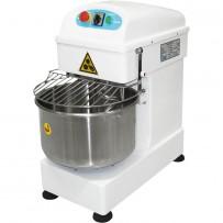 Spiral-Teigknetmaschine, Inhalt 20 Liter, 0,75 kW