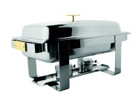 """Chafing Dish """"Value"""", 1/2 GN, 390x295x300mm"""