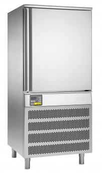 Schnellkühler / Schockfroster, Version Standard, für bis zu 12 x GN 1/1 oder EN 600 x 400 - 65 mm