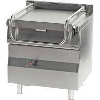 Kippbratpfanne Serie 700, 200 Koteletts/h, 800 x 700 x 850 mm (BxTxH)