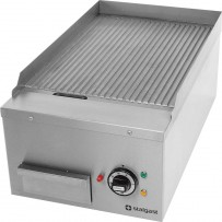 Elektro-Griddleplatte MODULAR - Gerillt