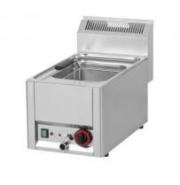 Elektro Nudelkocher mit Fettablasshahn, 330x600x290 mm,