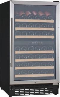 Weinkühlschrank, 595x680x1135mm, für 62 Flaschen,